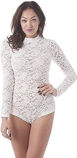 Amazon.com  Whites - Bodysuits   Shapewear  Clothing b07ad263c