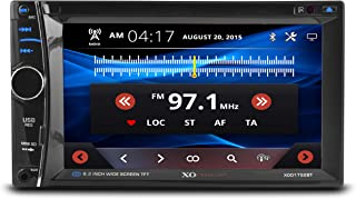 """XO Vision 6.2"""" Car Stereo Receiver 