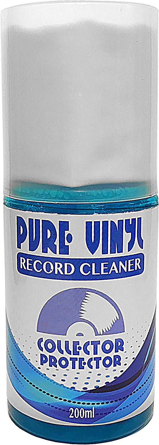 Pure Vinyl Record Cleaner by Collector Protector 7fl oz Spray Bottle