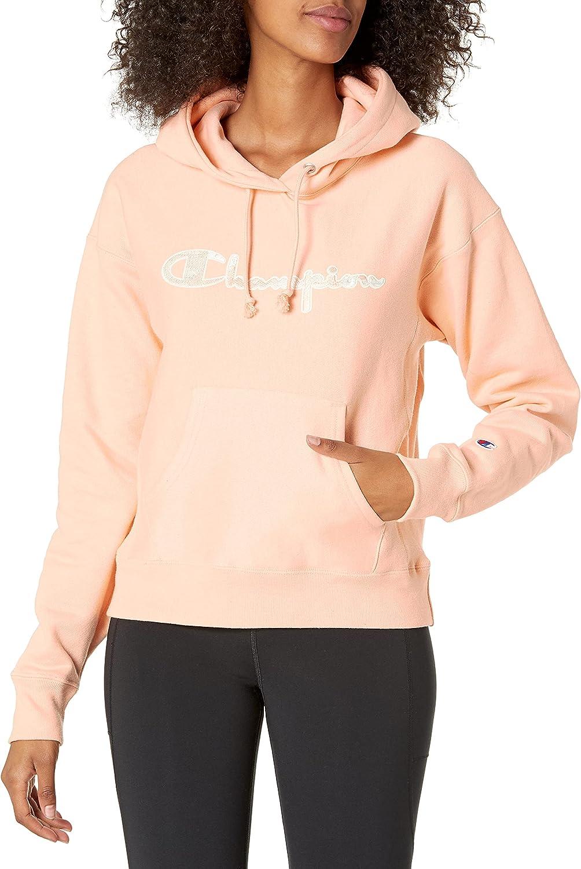 Champion womens Reverse Hood Po Complete Free Shipping Atlanta Mall Weave