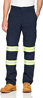 Red Kap Men's Enhanced Visibility Cargo Pant