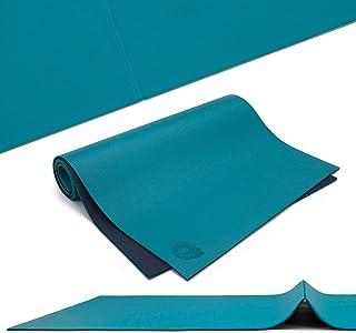 Koru Fold and Roll Yoga and Pilates Exercise Mat 24 x 68 6mm Thick