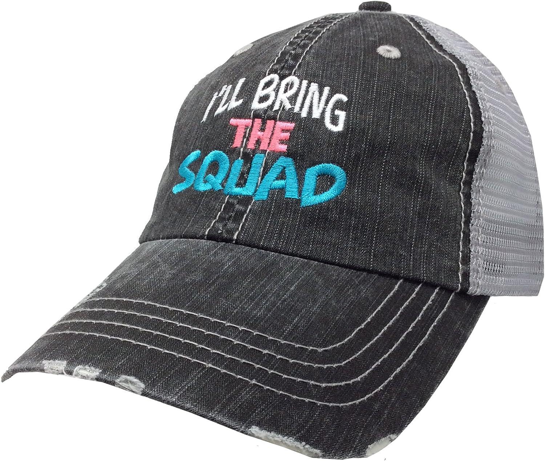 Hat Hair Womens I'll Bring Meshback Alibi Adjustable The Colorado Springs Mall Max 71% OFF Trucker