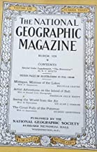 National Geographic Magazine, March 1928