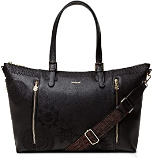 e58c2776667 DESIGUAL Bag DARK AMBER VERONA Female Black - 19SAXPC9-2000-U