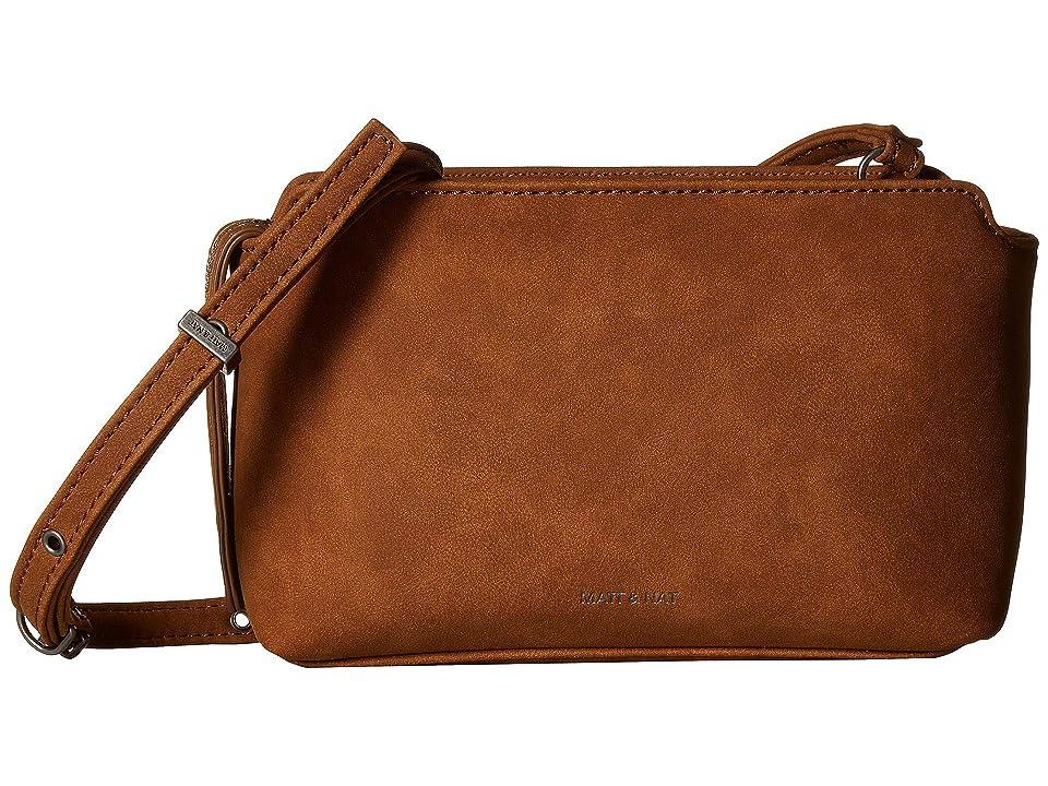 Matt & Nat Raven (Congac) Handbags