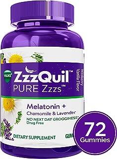 Best nyquil melatonin gummies Reviews