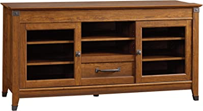 Sauder Carson Forge Entertainment Credenza, For TV's up to 60