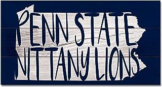 Custom NCAA Legacy Florida State Seminoles Doorway Plank Sign 4x36 One Size
