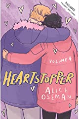 Heartstopper Volume Four (English Edition) Format Kindle