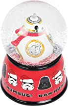 FAB Starpoint Star Wars BB8 White Christmas Snow Globe Coin Bank