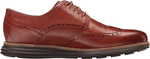 Woodbury Leather/Java