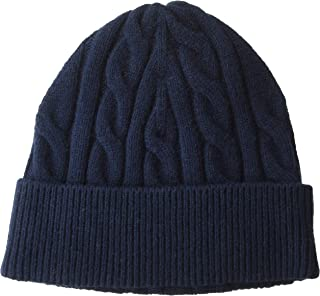 Men's Cable Knit Hat