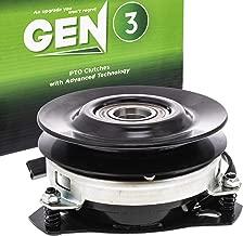 8TEN Gen 3 Electric PTO Clutch for John Deere Craftsman Exmark Husqvarna Warner 5215-14 D18000 106316X 109550X