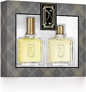 Paul Sebastian Fragrance Gift Set, 2 Fl Oz Cologne and Aftershave,Pack of 2