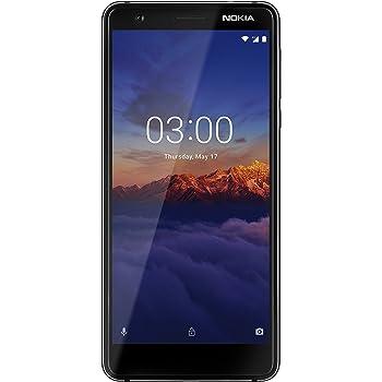 Nokia 3 Single SIM Smartphone (12,7 cm (5 Pulgadas), 16 GB, cámara de 8 Mpx, Android): Amazon.es: Electrónica