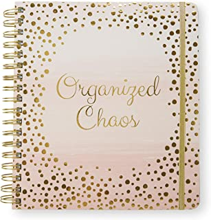 2020-2021 Organized Chaos, 18 Month Daily Planners/Calendars: Tri-Coastal Design Planners..