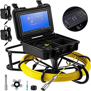 video pipe inspection equipment