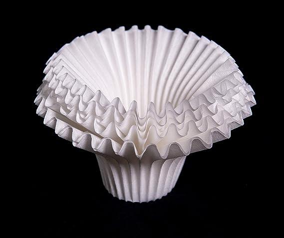 Edelstahlfilter f/ür Pour Over Kaffee f/ür Dauer-Kaffeefilter Bloom 100 Stk. ESPRO Papierfilter