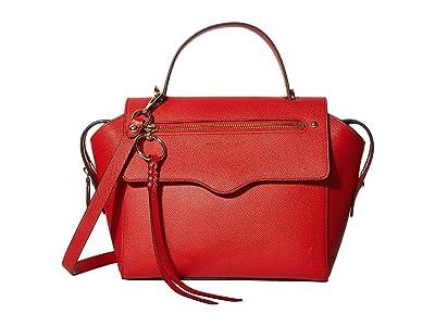 Rebecca Minkoff Gabby Satchel (Tomato) Handbags