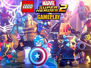 Lego Marvel Super Heroes 2 Gameplay
