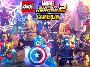 Lego Marvel Super Heroes 2 Gameplay