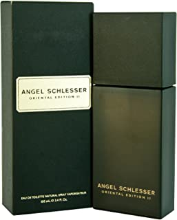 Angel Schlesser Oriental Edition II Eau De Toilette Spray - perfume for men 100 ml
