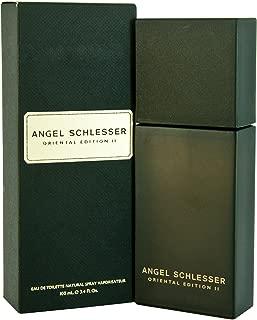 Angel Schlesser Oriental Edition II Eau De Toilette Spray - perfume for men 100 ml