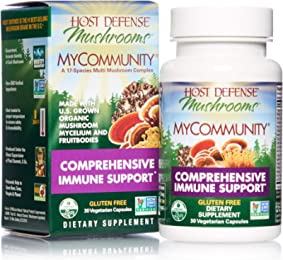Top Rated in Mushrooms Herbal Supplements