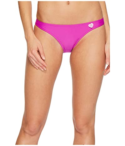 Body Glove Smoothies Basic Bikini Bottom (Magnolia) Women
