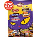 275-Pieces Mars Halloween Candy Variety Mix