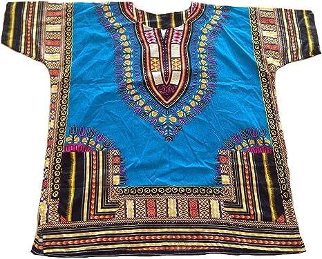 Homes & Deco Ropa Dashiki Africana Tradicional Mexicana ...