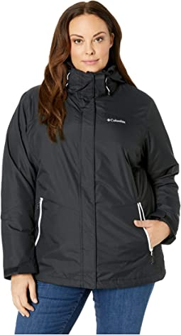 Plus Size Bugaboo™ II Fleece Interchange Jacket