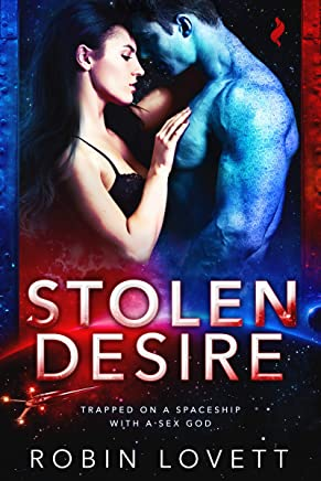 Stolen Desire (Planet of Desire Book 3)