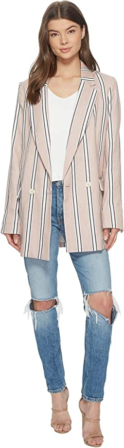 Free People Uptown Blazer