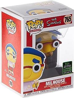 Funko Pop! Animation: ECCC Exc The Simpsons - Milkhouse, Action Figure - 45922