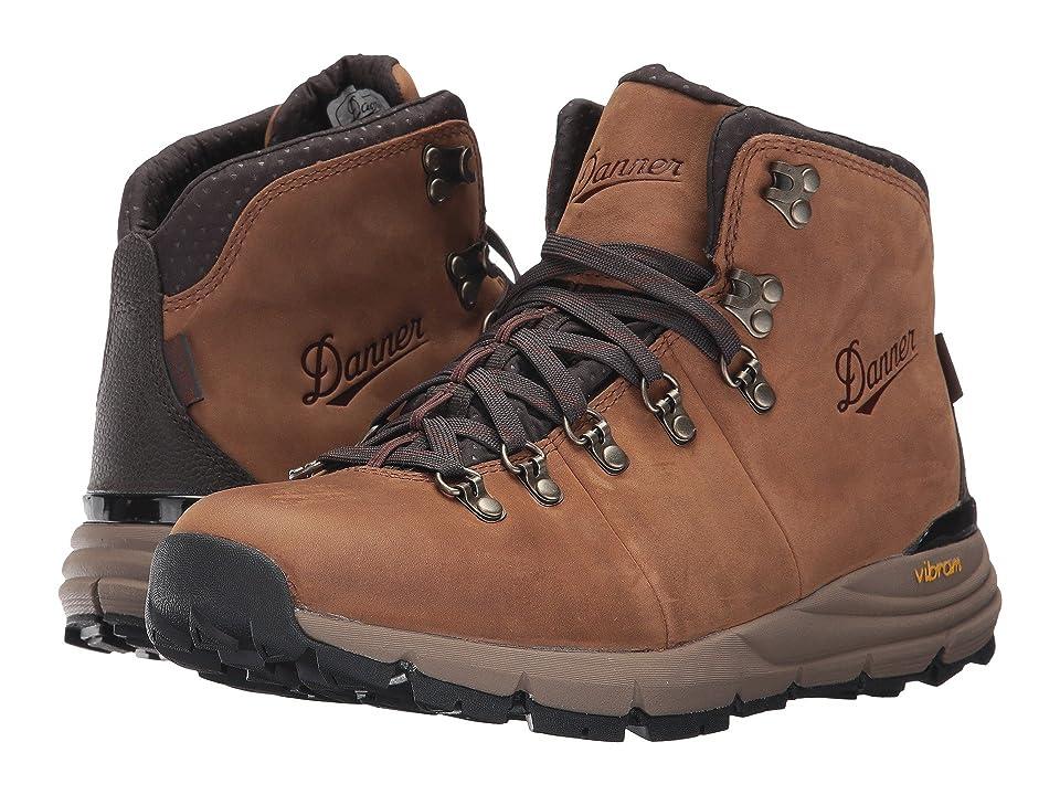 Danner Mountain 600 4.5 (Rich Brown) Men's Shoes