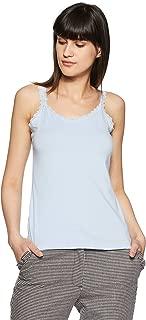 VERO MODA Women's Regular Fit Cotton Top