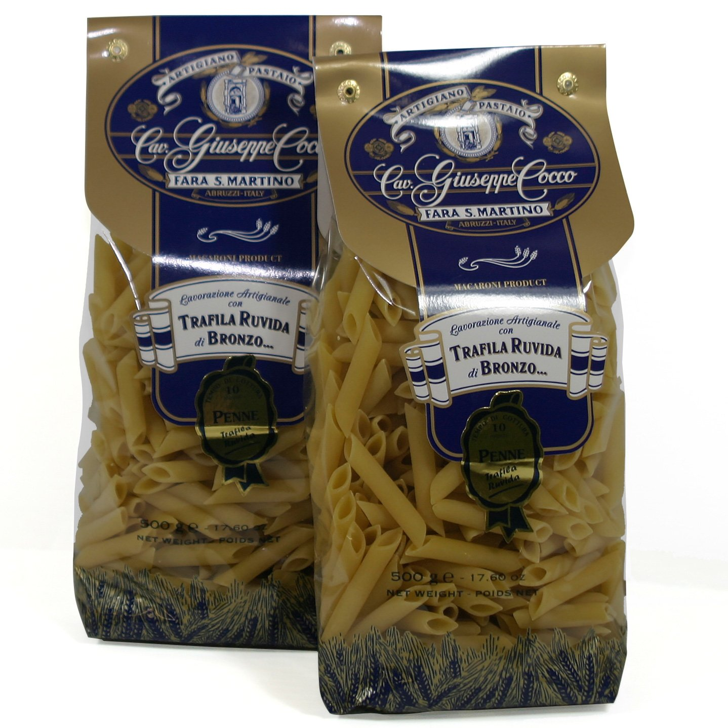 Cav. Inexpensive Giuseppe Cocco Penne Sales 2-pack