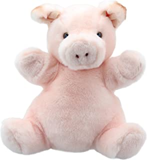 The Puppet Company Cuddly Tumms Pig Hand Puppet