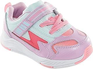 حذاء رياضي Stride Rite Bb014301-مضيء كوزميتي، قابل للتكيف - أزرق داكن متعدد الفتيان