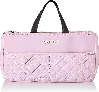 Love Moschino, Damenhandtasche, Kollektion Herbst Winter 2021, Rosa, U