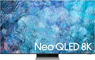 SAMSUNG 85-inch Class QN900A Series – Neo QLED 8K Smart TV with Alexa Built-in (QN85QN900AFXZA, 2021 Model)