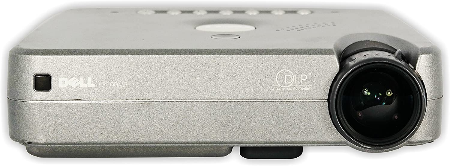 Dell 3100MP Ranking TOP1 3100 In a popularity MP 1050 Lumens 3.5 280:1 DL Contrast lbs