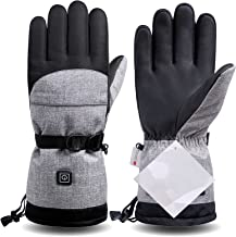 Verwarmde Handschoen Elektrische Winter Handschoenen Warme Handschoenen Oplaadbare Batterij Voor Verwarming Voor Ski Motor...