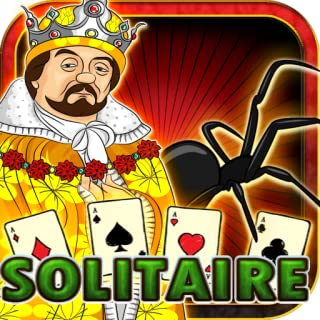 Crown Paradise Spider Solitaire Free