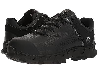 Timberland PRO Powertrain Sport Alloy Safety Toe SD (Black) Men