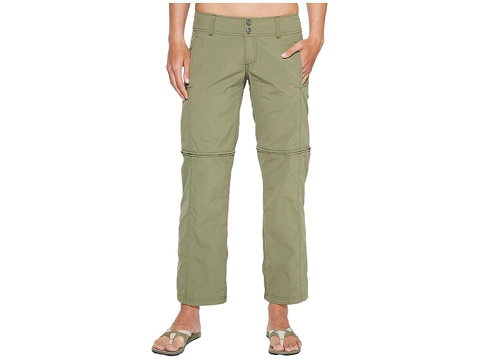 ExOfficio BugsAway Sol Cool Ampario Convertible Pants (Bay Leaf) Women
