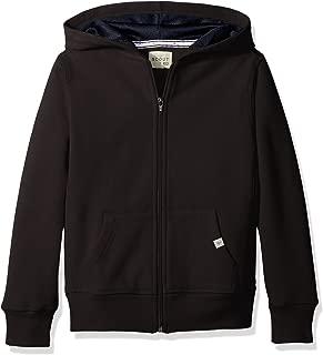 Scout + Ro Boys' Basic Fleece Hooded Jacket