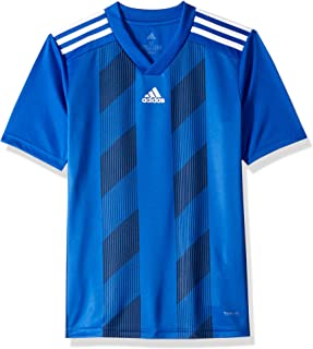 adidas Striped19 Youth Soccer Jersey Shirt